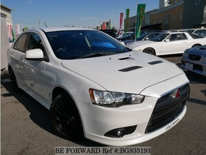 Used 2008 MITSUBISHI GALANT SPORTS BG835193 for Sale