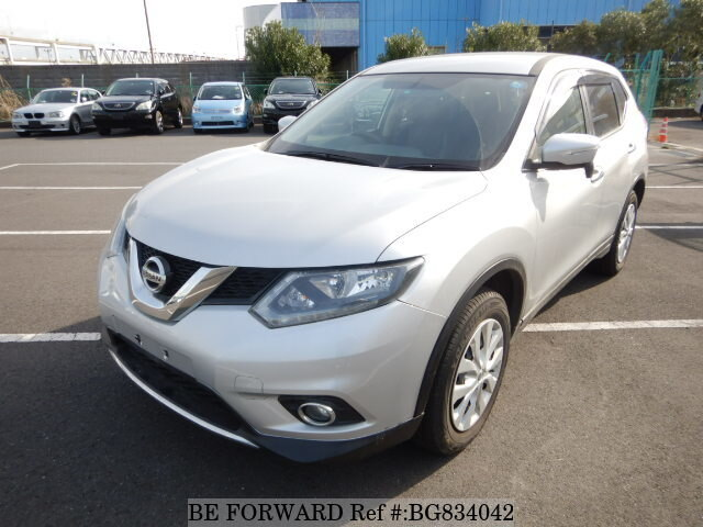 Used 2016 NISSAN X-TRAIL BG834042 for Sale