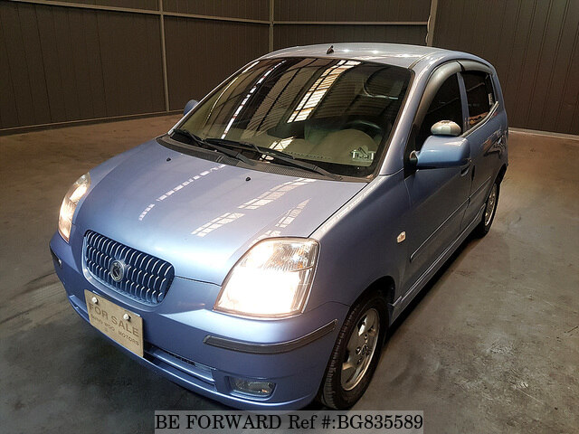 Used 2005 KIA MORNING (PICANTO) BG835589 for Sale
