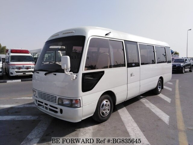 Used 1993 TOYOTA COASTER BG835645 for Sale