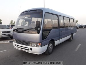 Used 1995 TOYOTA COASTER BG836091 for Sale