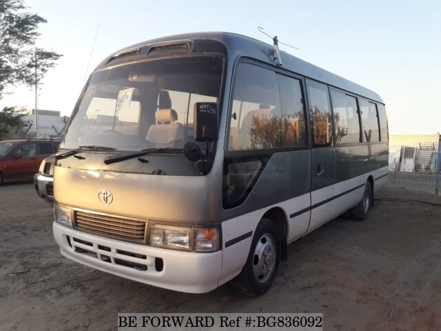 Used 1994 TOYOTA COASTER BG836092 for Sale