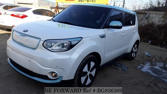 Used 2016 KIA SOUL BG836369 for Sale