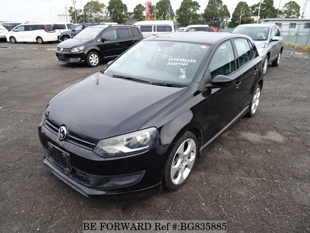 Used 2010 VOLKSWAGEN POLO BG835885 for Sale