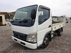 Used 2005 MITSUBISHI CANTER BG835936 for Sale