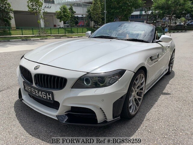 Used 2012 Bmw Z4 Sdrive35is For Sale Bg838259 Be Forward