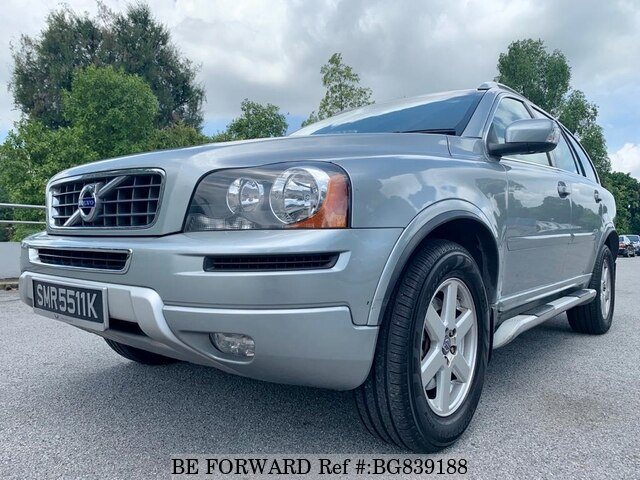 Used 2015 Volvo Xc90 T5 4wd For Sale Bg839188 Be Forward
