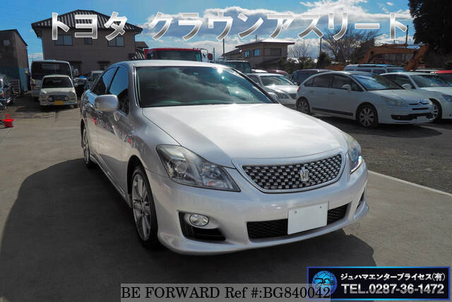 Used 2009 TOYOTA CROWN BG840042 for Sale