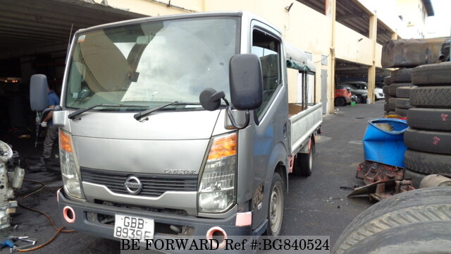 Used 2010 NISSAN CABSTAR BG840524 for Sale