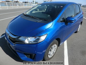Used 2016 HONDA FIT BG838838 for Sale