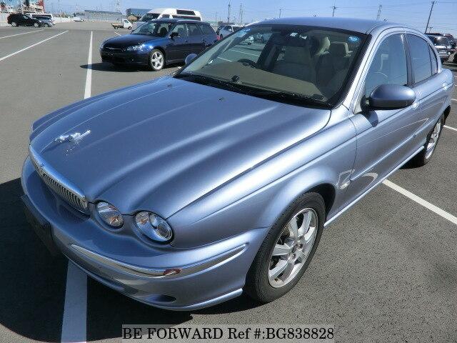 Used 2007 JAGUAR X-TYPE 2.0 V6 SE/ABA-J51YB for Sale ...