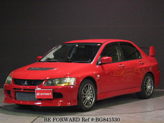 Used 2006 MITSUBISHI LANCER EVOLUTION BG841530 for Sale