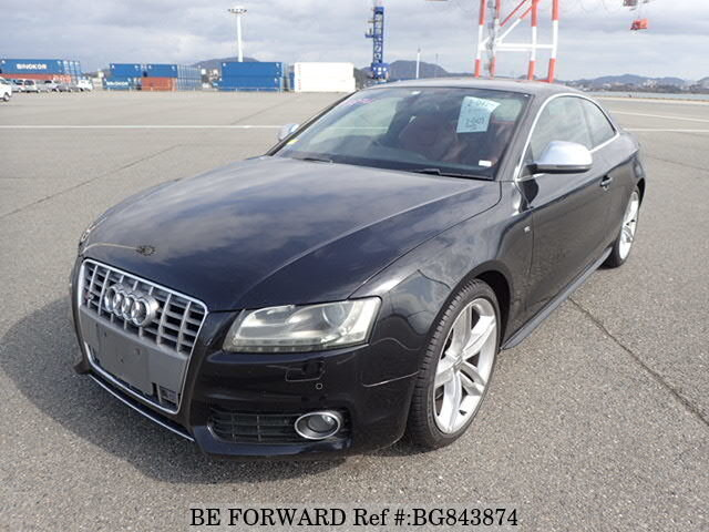 Used 2009 AUDI S5 BG843874 for Sale