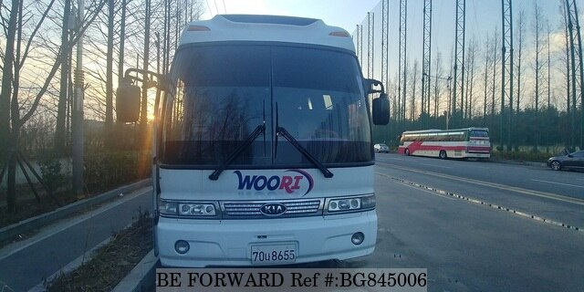 Used 2006 KIA GRANBIRD BG845006 for Sale