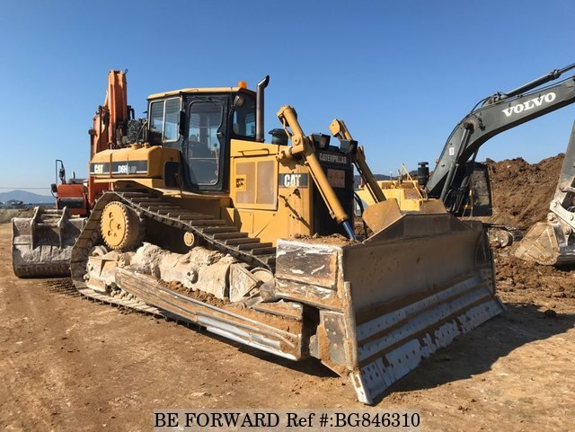 Used 1990 CAT D6HLGP BG846310 for Sale