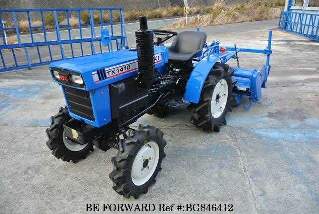 Used 1991 ISEKI TX1410F BG846412 for Sale