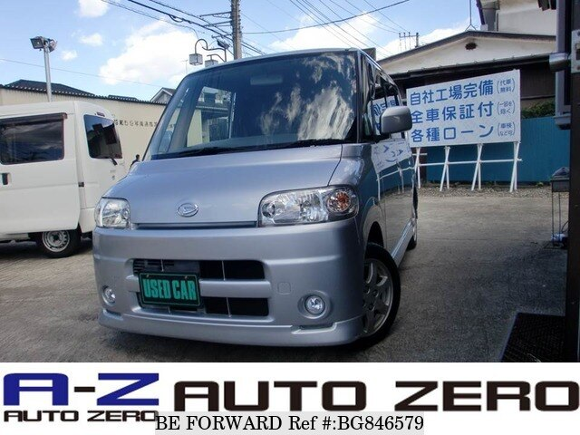 Used 2004 DAIHATSU TANTO BG846579 for Sale
