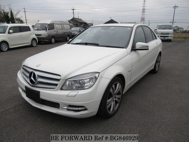 Used 2011 MERCEDES-BENZ C-CLASS BG846929 for Sale