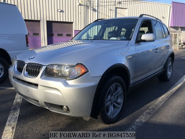 Used 2006 BMW X3 BG847559 for Sale