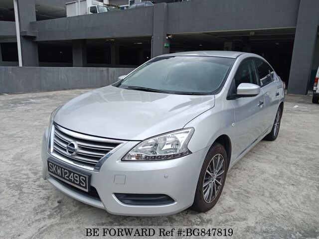 Used 2015 Nissan Sylphy Skw1249s For Sale Bg847819 Be Forward