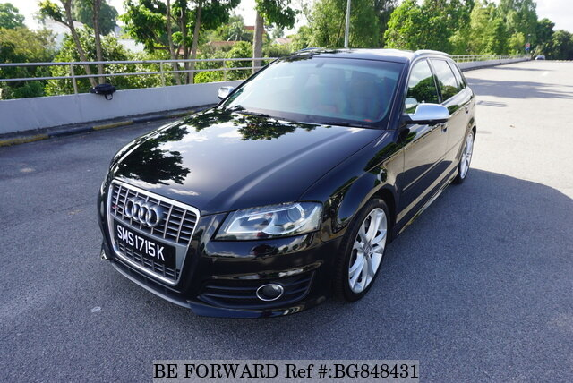 Used 2012 AUDI S3 BG848431 for Sale