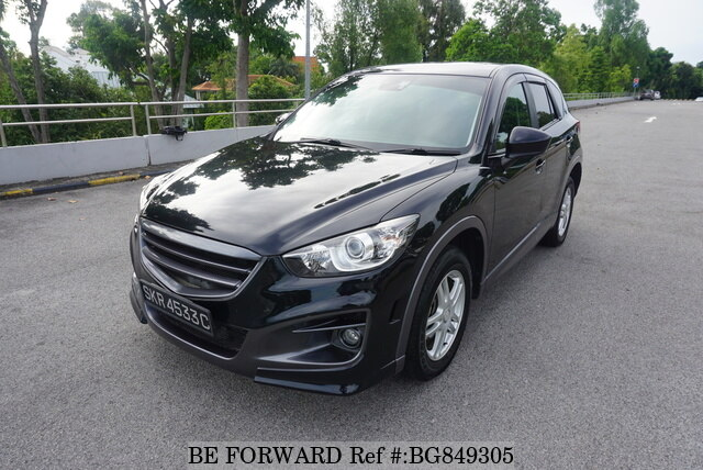 Used 2015 MAZDA CX-5 BG849305 for Sale