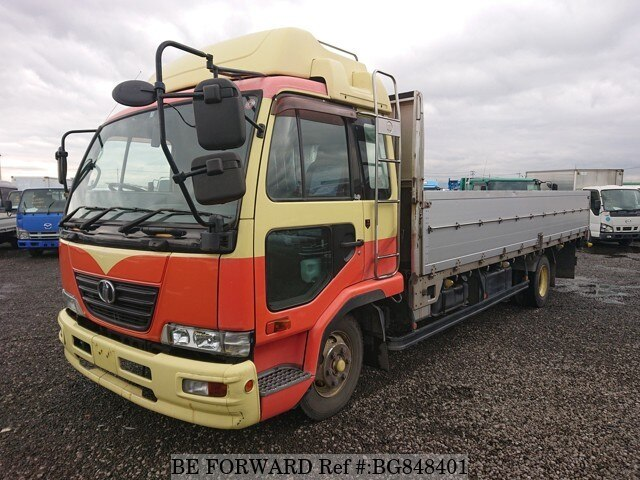 Used 2007 NISSAN CONDOR BG848401 for Sale