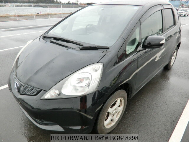 Used 2010 HONDA FIT BG848298 for Sale