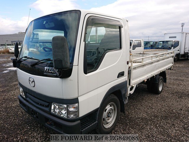 Used 2006 MAZDA TITAN DASH BG849088 for Sale