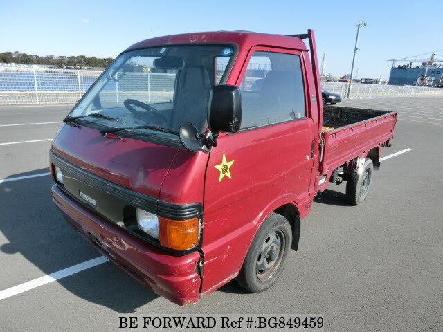 Used 1995 MAZDA BONGO TRUCK BG849459 for Sale