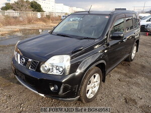 Used 2010 NISSAN X-TRAIL BG849581 for Sale