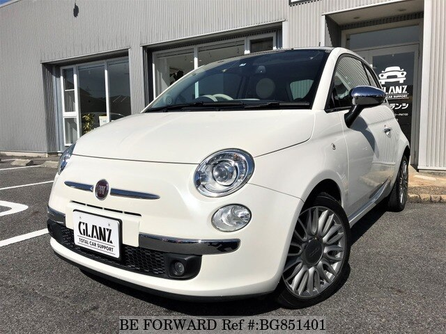Used 2015 FIAT 500 BG851401 for Sale