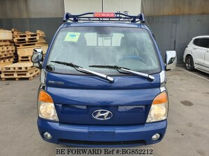 Used 2008 HYUNDAI PORTER BG852212 for Sale