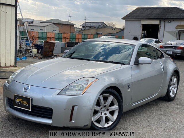 Used 2002 NISSAN FAIRLADY BG855735 for Sale