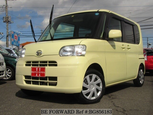 Used 2011 DAIHATSU TANTO BG856183 for Sale