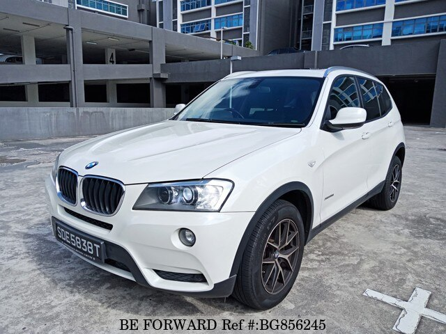 Used 2012 BMW X3 BG856245 for Sale