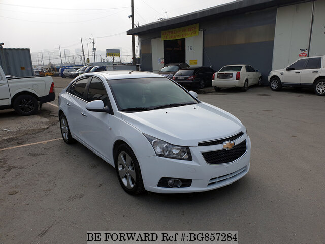 Used 2011 Chevrolet Cruze For Sale Bg857284 Be Forward