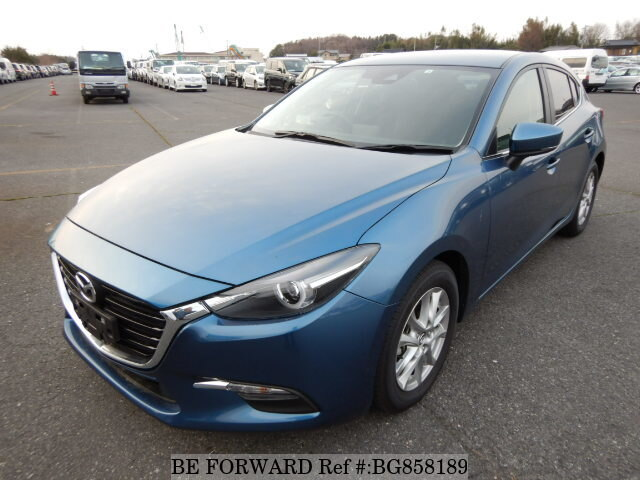 Used 2019 MAZDA AXELA SPORT BG858189 for Sale