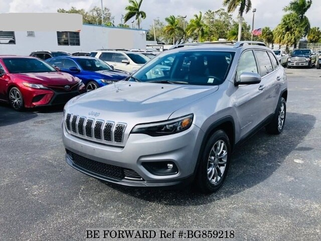 Used 2019 Jeep Cherokee Latitude Plus Fwd 4cyl For Sale Bg859218 Be Forward