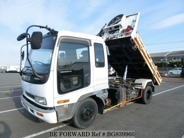 Used 1995 ISUZU FORWARD BG839960 for Sale