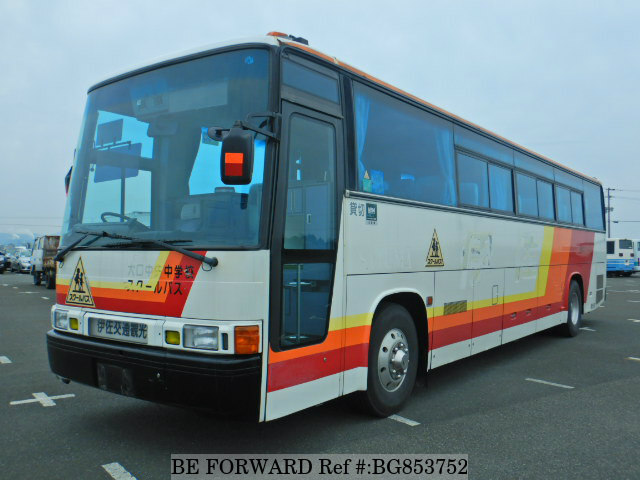Used 1990 HINO BLUE RIBBON BG853752 for Sale