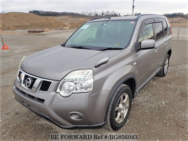 Used 2011 NISSAN X-TRAIL BG856043 for Sale
