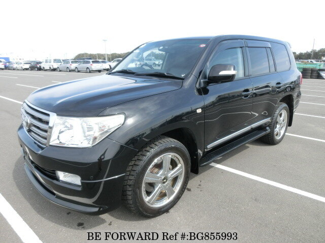Used 2010 TOYOTA LAND CRUISER BG855993 for Sale