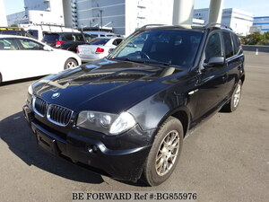 Used 2006 BMW X3 BG855976 for Sale