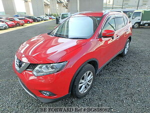 Used 2015 NISSAN X-TRAIL BG858082 for Sale