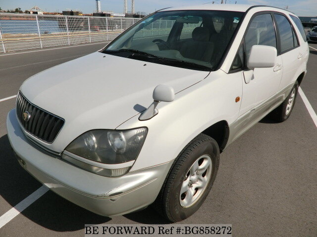 Used 2000 TOYOTA HARRIER BG858272 for Sale