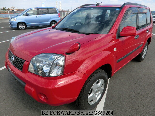 Used 2005 NISSAN X-TRAIL BG859254 for Sale