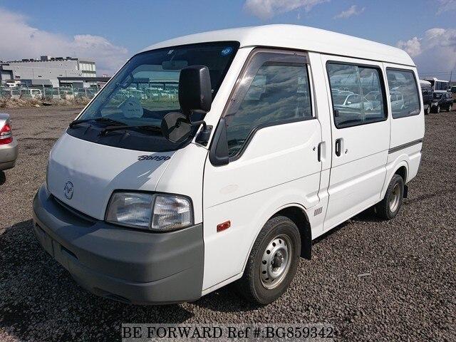 Used 2009 MAZDA BONGO VAN DX/ADF-SKF2V for Sale BG859342 ...