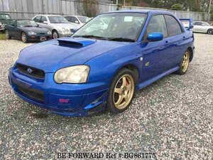 Used 2004 SUBARU IMPREZA WRX BG861775 for Sale