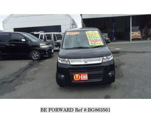 Used 2009 SUZUKI WAGON R BG863561 for Sale